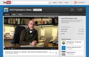 ACS YouTube Channel 7 9 12 300x192 Tip Tuesday: Some Associations are exploring YouTubes potential. %page