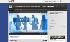 Society for Human Resource Management YouTube Channel