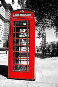 londonphonebooth 201x300 True/False Friday: The new hot thing on YouTube is ancient. %page