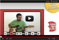 guitarvideo2 200x135 YouTube annotations can be interesting and dynamic %page