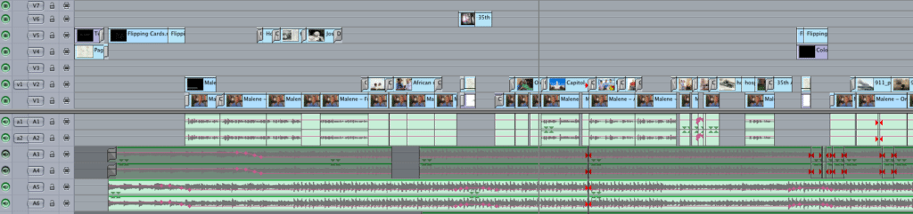 Editing Timeline - Complex Edit have higher video costs