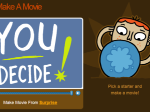 Make a Video–Try This Easy Video Storytelling Tool
