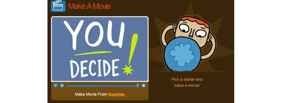 Make a movie 2 Make a Video  Try This Easy Video Storytelling Tool %page