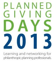 PG2013 Planned Giving Is a Natural for Great Storytelling %page
