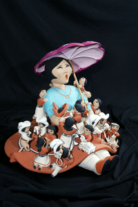 clay storyteller 500 200x300 Planned Giving Days 2013 Was Inspiring %page