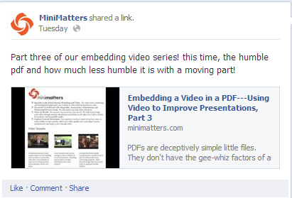 FacebookMarketingaVideo Sharing a Video on Google Plus %page