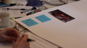 PPGNY participant storyboard effort