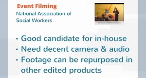 AssociationVideoInHouse Association Video: Key Questions and Answers %page