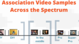 AssociationVideoSamplesDIYPro 160x90 The top 5 ways anniversary videos benefit your nonprofit organization. %page