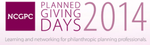 Planned Giving Days 2014