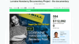 LorraineHansberryDocumentaryProjectKickstarterslider2 160x90 The Best Video Length for Different Videos on YouTube %page