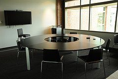 conference room photo by Wonderlane