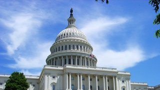US capitol in daylight Exciting News about Planned Giving  & the IRA Rollover