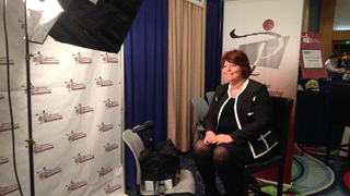 Video filming booth PPP conference Effective and Easy Testimonial Videos