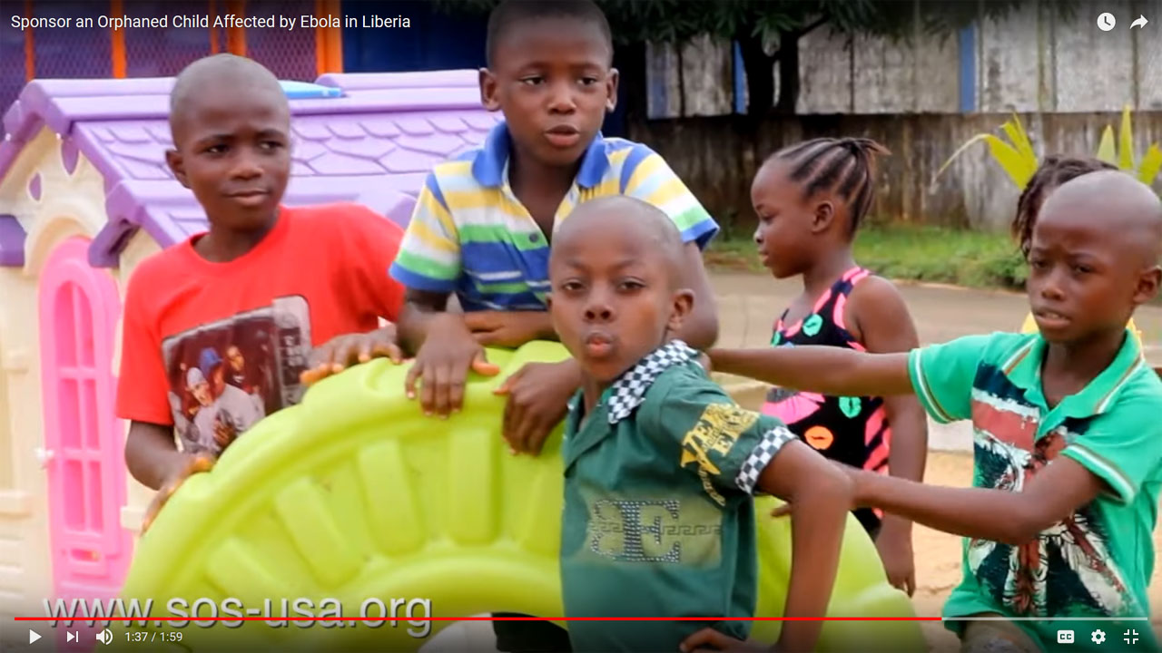 online fundraising video with orphaned children sponsor request Online Fundraising With Video Stands Out %page