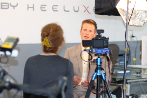 BH and Heeluxe head on business video contest 300x200 Video Production for Businesses %page