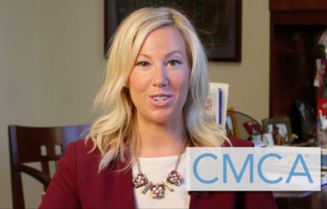 Sara CMCA 460x295 Training Video for CMCA Certification   CAMICB %page