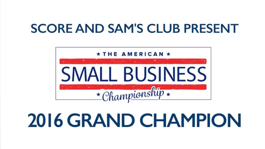American Small Business Championship logo Championship Winner Video   Ninja Park %page