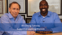Bob Langer and Keith Reed 200x113 #GivingTuesday Video ACS %page