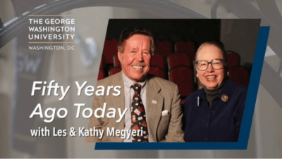 Les and Kathy Megyeri 400x226 Donor Story Videos   Couple   GW %page