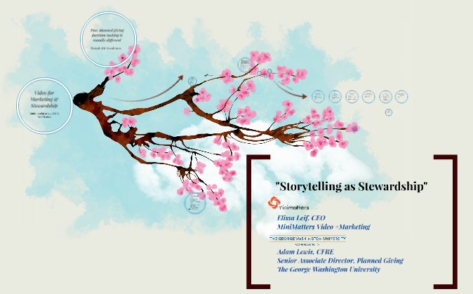 Storytelling as Stewardship Prezi Storytelling as Stewardship presentation %page