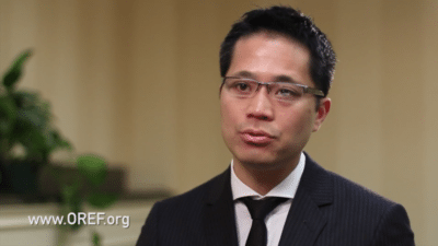 Wellington Hsu 400x225 Grantee Video   OREF   Dr. Wellington Hsu %page