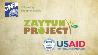 Zaytun project logos 400x225 International Development Project Video   CNFA %page