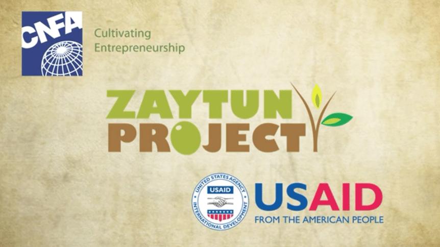 Zaytun project logos International Development Project Video CNFA %page