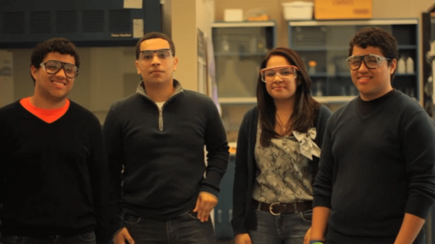 high school chemistry students Annual Campaign Video   American Chemical Society %page