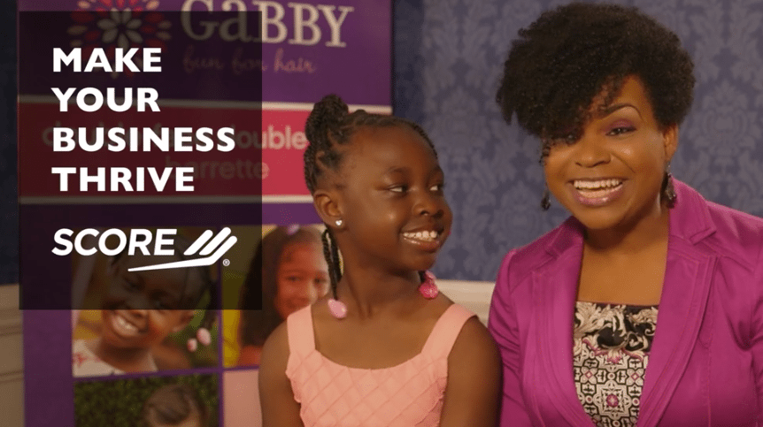 mother and daughter entrepreneurs Facebook Video Ad SCORE Minority Business Owners %page