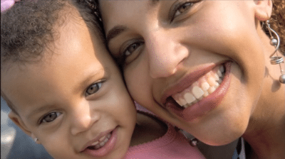 mother daughter 400x224 Advocacy Campaign Video   Caring Economy %page