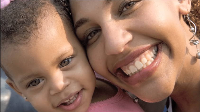 mother daughter Advocacy Campaign Video   Caring Economy %page