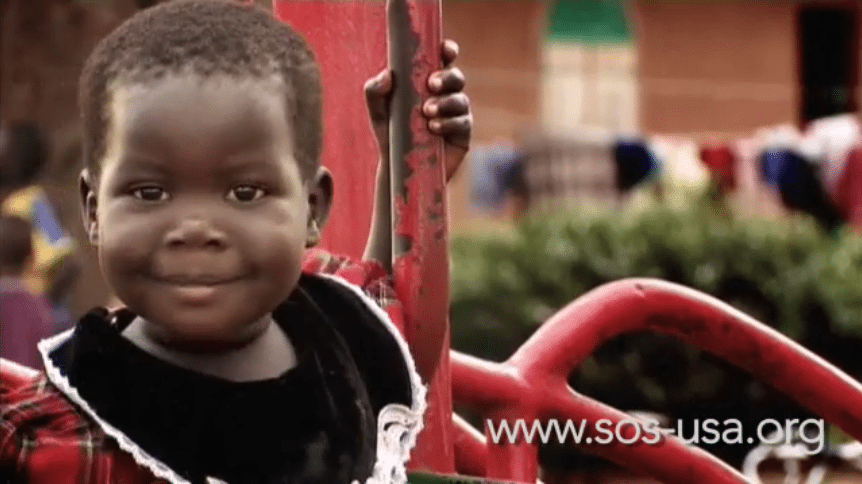 mouna Child Sponsorship Video   SOS Childrens Villages   USA %page