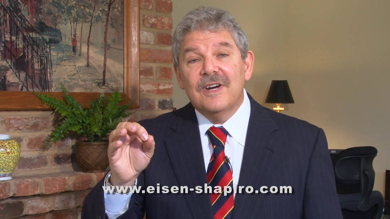 Security Clearance Lawyer Video Eisen Amp Shapiro Video
