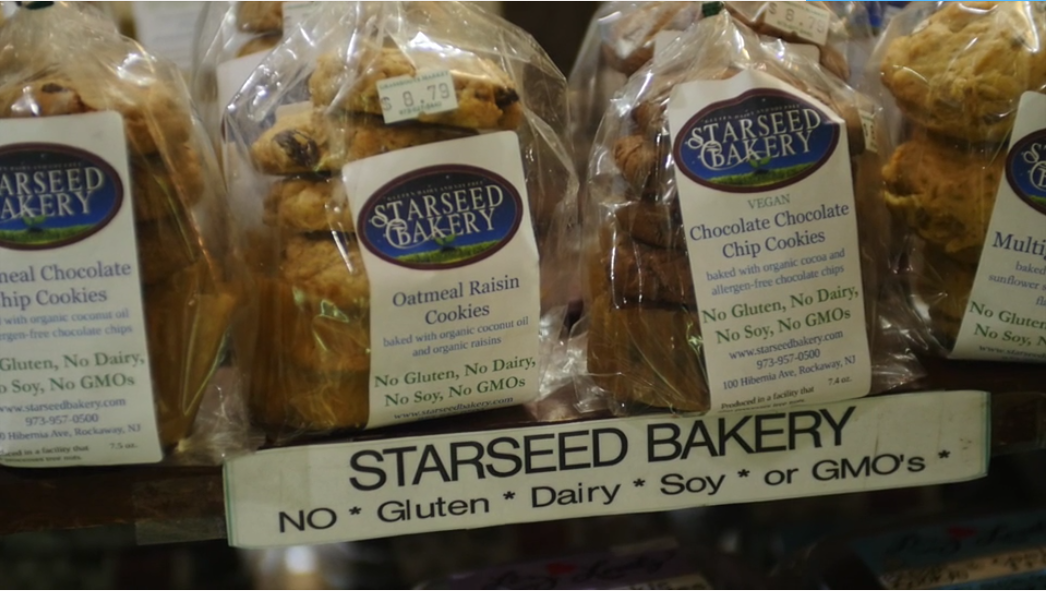 Allergen free bakery products Outstanding Green Small Business Video   Starseed Bakery %page