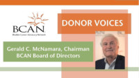 BCAN Board Chairman is a Donor Voice 200x113 Nonprofit Board Member Video %page