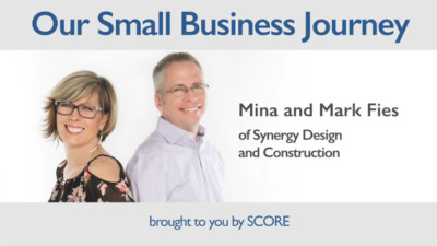 Small business journey of two entrepreneurs 400x225 Business Mentoring Video %page