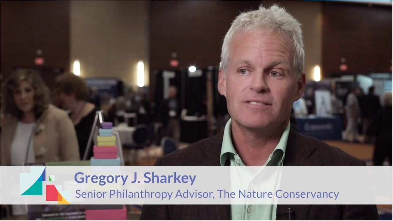 Nonprofit member shares his reasons to join NAGCP Association Membership Video %page