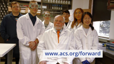 Nobel Laureate Science Fundraising Video with Sir J Fraser Stoddard and Project SEED chemistry lab students 400x225 Nobel Laureate Science Fundraising Video %page