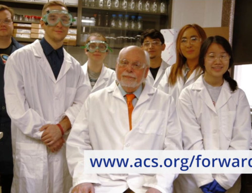 Nobel Laureate Science Fundraising Video
