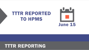 TTTR Reported to HPMS