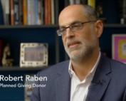 robert raben planned giving donor compassion and choices planned gift disclosure video