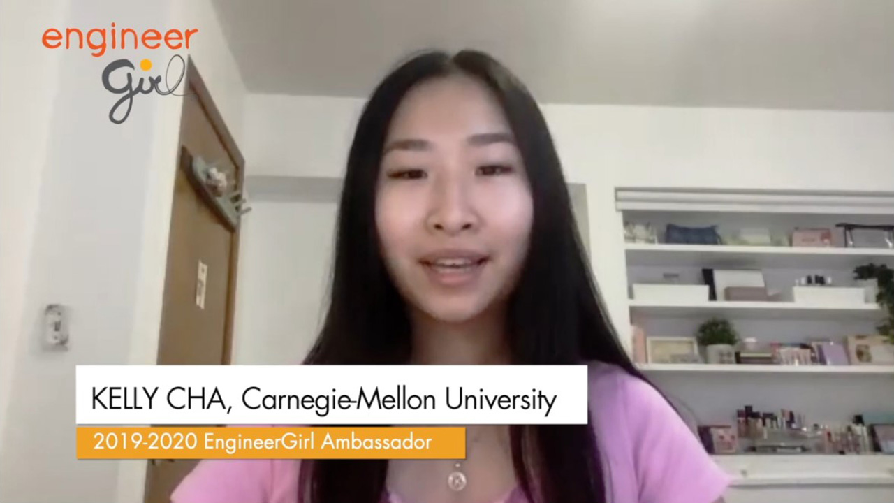 video showing engineer girl ambassador