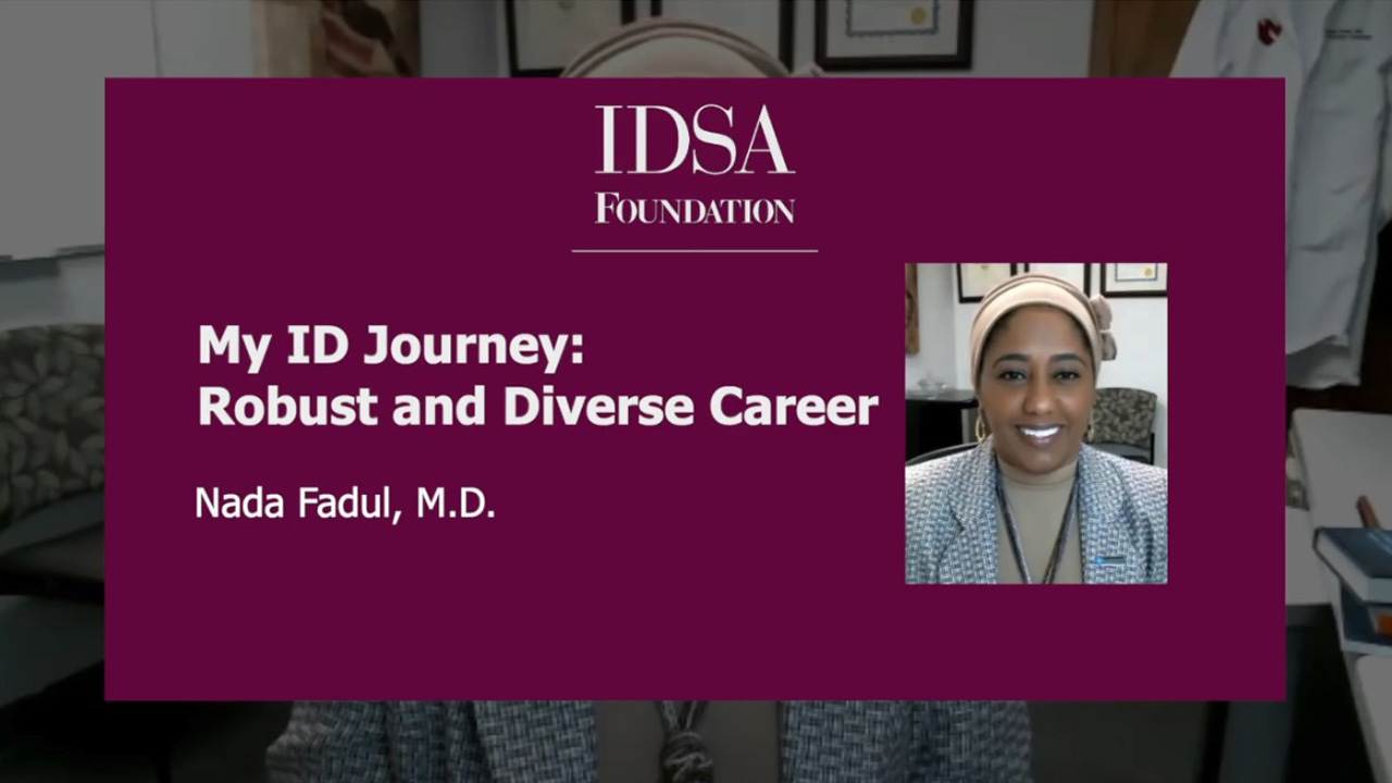 video to increase diversity in medical professions featuring infectious disease physician of color Video to Increase Diversity in Medical Professions %page