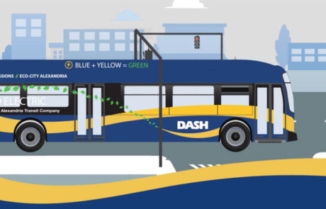 transit signal priority video custom animated bus moving through intersection 460x295 Video Marketing and Storytelling at Your Level of Budget and Expertise %page